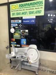 Cortador de frios / lâmina 275 mm - para padarias e casa de frios