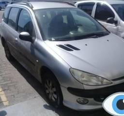 Peugeot 206sw - 2007