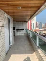 Apartamento para aluguel, 3 quartos, 3 suítes, 2 vagas, Canto do Forte - Praia Grande/SP