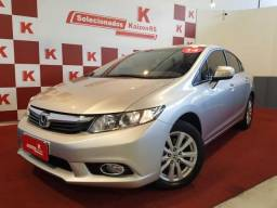 Honda CIVIC Civic Sedan LXR 2.0 Flexone 16V Aut. 4p