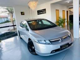 HONDA CIVIC 2007/2008 1.8 LXS 16V FLEX 4P MANUAL