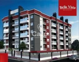 Residencial Bella Vista, próximo da UFSM, sacada e churrasqueira