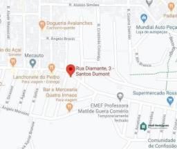 Casa com 2 dormitórios à venda, 39 m² por R$ 58.191,01 - Barbados - Colatina/ES