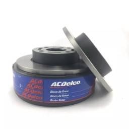 Par Discos Freio Sólidos Originais Acdelco  Acdelco?