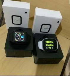 Promoção tempo limitado Relógio smartwatch iwo 8 lite versão mais atual ( branco ou preto)