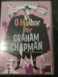 DVD Monty Python's Flying Circus O Melhor Por Graham Chapman