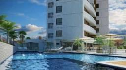 Alugo apartamento cond. Residencial Saint Charbel 110m² 3/4 com 2 suites