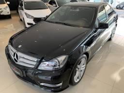 Mercedes C180 2014 Preta - 2014