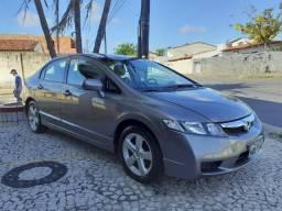Honda civic automático 2009 banco couro Extra! Desafio igual! - 2009