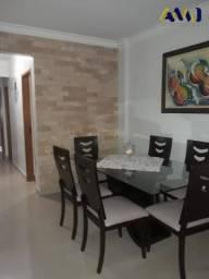 Apartamento espaçoso de 3/4 com 1 suíte no Parque Amazônia!