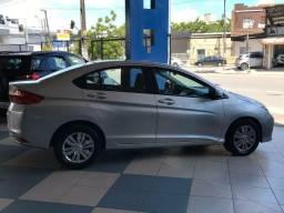 Honda city dx 2016/2016 flex aut único dono