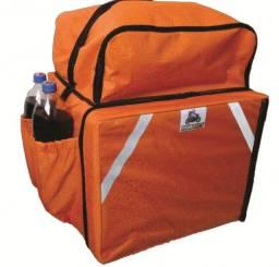 Bag delivery - Motoboy - R$80 - Novo com isopor 45 Litros