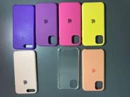Capa iPhone 11 pro Max ( semi novo )