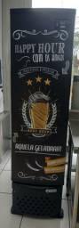Nova Cervejeira 230litros top - Guilherme