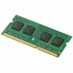 2 gb memória RAM para notebook