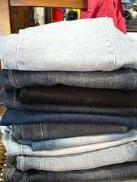 Combo 10 calças jeans