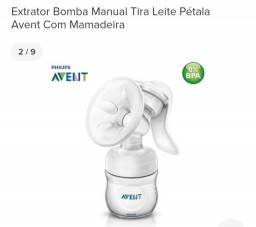 Bomba manual Philips avent