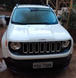 Jeep Renegade 1.8 flex AT