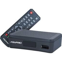 Conversor e Gravador Digital Full hd dtv4000 Aquário