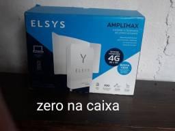 Amplimax 4g na caixa para sair hoje 750,00 reais