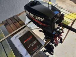 Motor Gasolina Mercury 3.3 Praticamente 0km