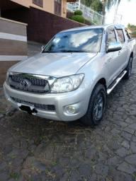 Hilux diesel 4x4 2011