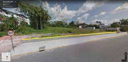 O melhor terreno comercial de Joinville. Marques de Olinda. 2.500 m2. Limpo