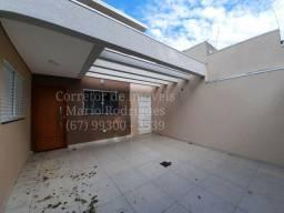 Vila Bandeirante Casa Nova 3 quartos sendo um Suite e Área Gourmet