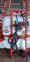 Pulverizador kuhn 800LT 18m novo com garantia. Disponível