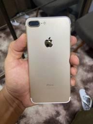iPhone 7 Plus 128gb R$2.300