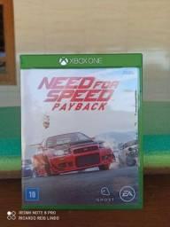 N4spd payback xbox one, troco por GTA