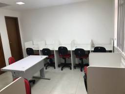 Título do anúncio: Excelente sala comercial mobiliada - R$ 3.880,00