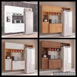 Cozinha Thais 4 cores