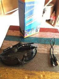 Título do anúncio: Óculos escuro com fone de ouvido