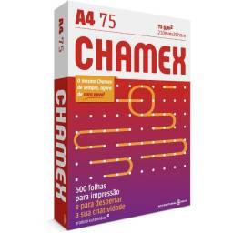 Papel Sulfite A4 75g Chamex Resma 500 Folhas