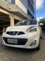 Nissan March 1.6 SL 15/15 versão completa.