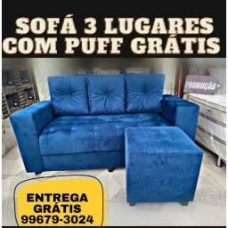 // Promocional // Sofá Pronta entrega Grátis