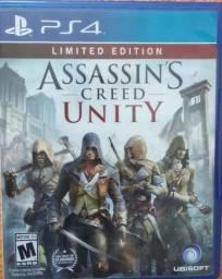 Jogo PS4 Assassin's Creed - Unity / Usado
