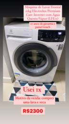Máquina de Lavar Frontal 11kg Electrolux Premium Care