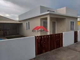 RE@(sp2014) Belíssima casa com piscina e dois quartos, em São Pedro da Aldeia