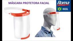 Máscara Protetora Facial Roma
