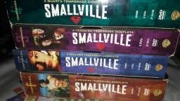 Dvds novo da 1°a 8°temporada Smallvile
