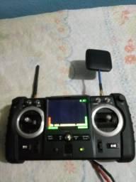 Título do anúncio: Vd Rádio Controle do Drone Hubsan