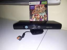 Título do anúncio: Kinect  com 1 jogo