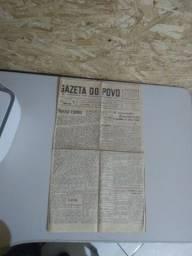 Jornal antigo
