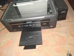 Impressora EcoTank L395 com defeito! Leia todo o texto.