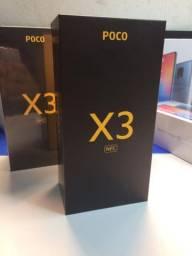 Xiaomi Poco X3 128GB - Lacrado Pronta Entrega