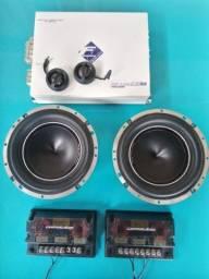 Kit 2 Vias Lightning Audio