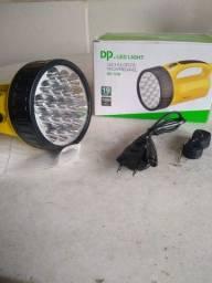 Lanterna de mão 19 LEDs