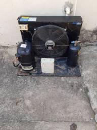 Motor para camara fria